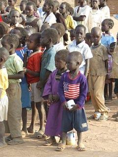 Sudanese BoysStanding