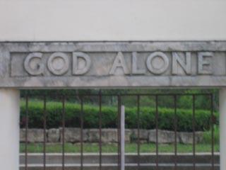 GodAlone
