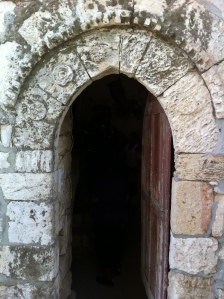 Door of a 1st Century Home
