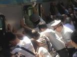 Japanese Commuter Train Rescue