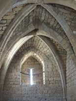Crusader Ruins, Caesarea Maritima Photo Courtesy of Larry Mize