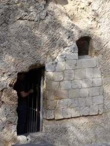 British Tomb, Israel. Photo Courtesy of Larry Mize